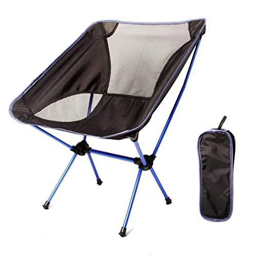 BSDBDF Chaises de pêche Pliantes compactes ultralégères avec Sac de Transport pour extérieur, pêche, Festival, Plage Size Darkgray