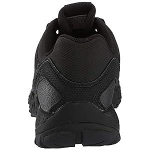 Under Armour Women's Valsetz RTS 1.5 Low Running Shoe, Black (001)/Black, 8.5