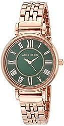 in budget affordable Anne Klein Dress Watch (Model: AK / 2158GNRG)