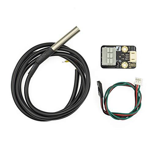 DFRobot impermeable DS18B20sensor de temperatura Kit