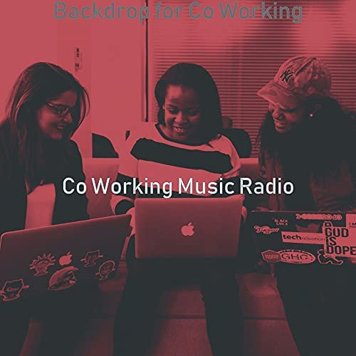 Co Working Music Radio