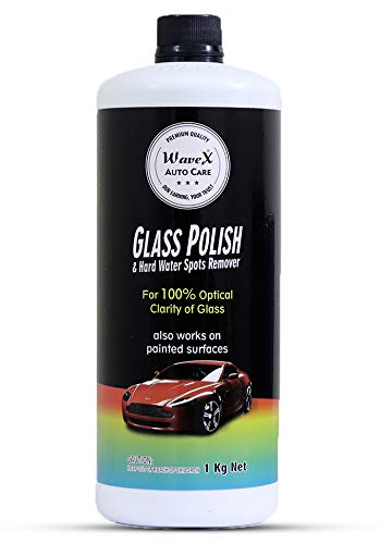 WaveX GP1K Glass Polish Cum Hard Water Spot Remover 1kg