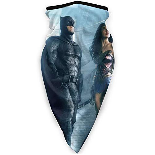 Gorro de invierno con pasamontañas de Batman