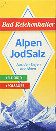 Bad Reichenhaller Fluorid+Folsäure, 12er Pack (12 x 500 g Packung)