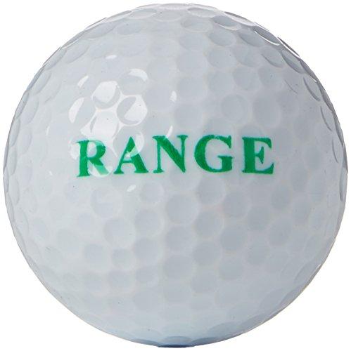 Second Chance Marke Gebrauchte Golfbälle, 100 Stück, weiß