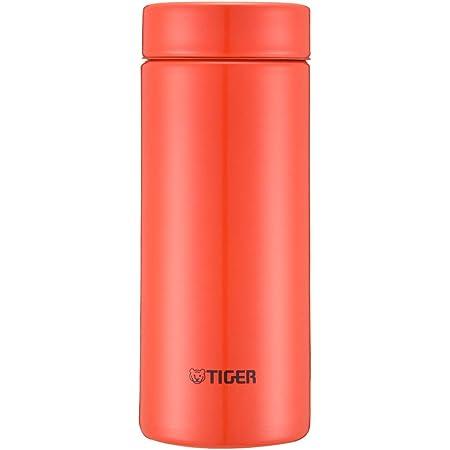 タイガー魔法瓶 水筒 スクリュー マグボトル 6時間保温保冷 350ml 在宅 タンブラー利用可 バレンシアオレンジ MMZ-A351DO