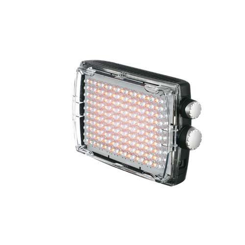 Manfrotto Spectra 900FT - Iluminación para fotografía y vídeo subacuático VDSLR, Negro