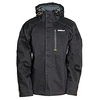 Caterpillar Men s H20 Waterproof Jacket Black L