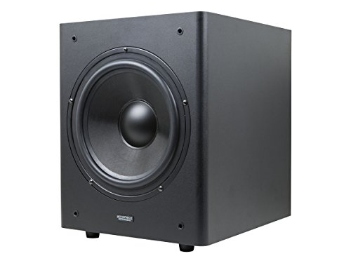 Monoprice Stage Right 10-Inch Powered Studio Subwoofer