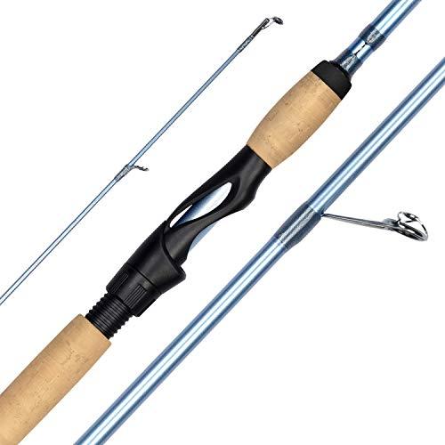 """KastKing Estuary Inshore Saltwater Fishing Rods, Spinning Rod 7'6"""" - Medium Heavy - Fast"""