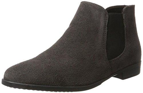 Tamaris Tamaris Damen 25038 Chelsea Boots, Grau (Anthracite), 37 EU