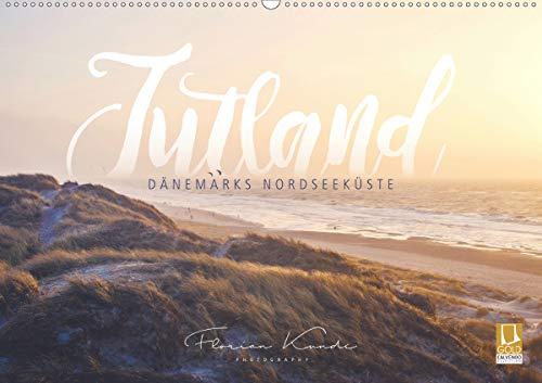 Jutland - Dänemarks Nordseeküste (Wandkalender 2021 DIN A2 quer)