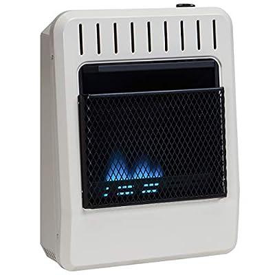 Avenger Dual Fuel Ventless Blue Flame Heater