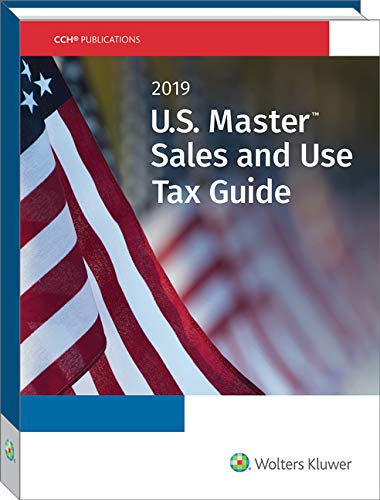 Image OfU.S. Master Sales And Use Tax Guide (2019)