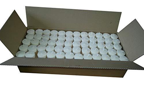 Öko Teelichter (300 Stück) Bio-Qualität