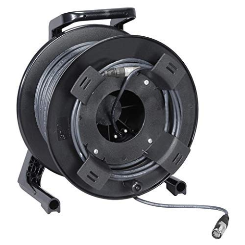 Designcable NP3X-SOONYX0600-2xNP2X 6m Neutrik Stereo Jack to 2 x Neutrik Mono Jacks Sommer ONYX 2025 Cable Black