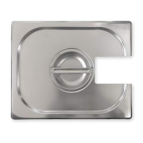 Sous Vide GN Deckel 1/2 mit Ausschnitt passend für Sous Vide Geräte von ALLPAX