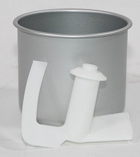 Nemox 5500005 Zusatzbehälter für Pro1700 / Gelatissimo