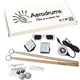 Aerodrums Air-Drumming - Batería eléctrica (incluye 2 reflectores de palo)