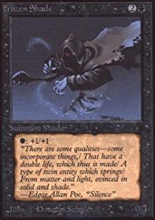 Magic: the Gathering - Frozen Shade - Collectors Edition - International