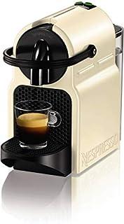 Nespresso Inissia Coffee Machine, Vanilla Cream [D40-ME-CW-NE]