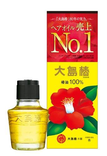 Oshima Tsubaki Camellia Hair Oil - 40g