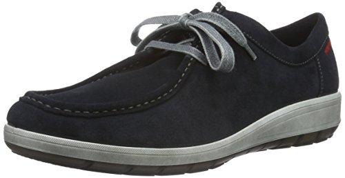 ara Damen Tokio Sneaker, Blau (ozean 02), 37 EU