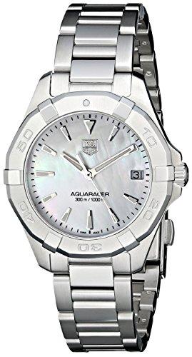 TAG Heuer Damen-Armbanduhr Analog Quarz Edelstahl WAY1312.BA0915
