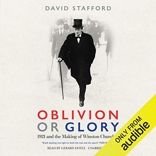 Oblivion or Glory cover art