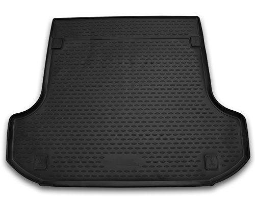 AD Tuning TMP27009 Passform Kofferraumwanne, Anti-Rutsch Oberfläche, schwarz