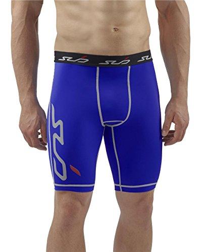 Sub Sports Dual compressieshort voor heren, functioneel ondergoed, basislaag, korte broek