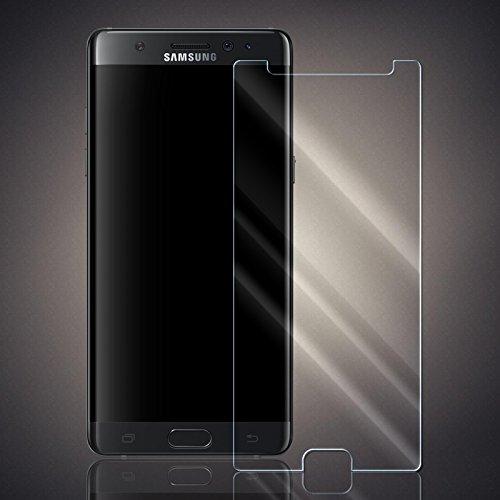 Panzerfolie für Samsung Galaxy Note 7 Panzer Schutzglas Folie Premium Bildschirmschutzfolie [Screen Protector] 9H HD Glasfolie Hartglas Schutzfolie Displayschutz