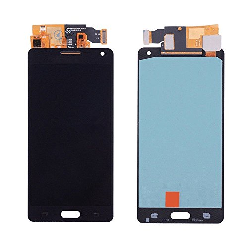 VANKER Pantalla Táctil Reemplazo Samsung Galaxy A5 2015 A500F A500M A500FU Pantalla LCD Pantalla táctil digitalizador_Negro