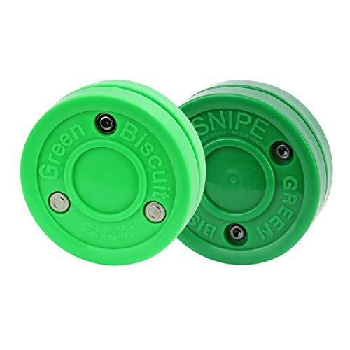 Green Biscuit Bonus -Home Practice - 2 Pack, Original Green (Passing) Snipe (Shooting)