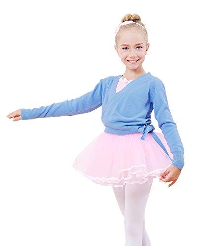Best ballet wrap sweater blue for 2020