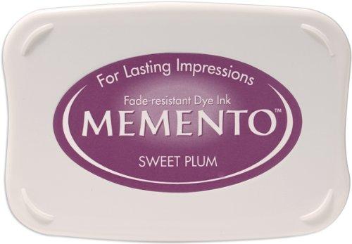 Tsukineko Memento Stempelkissen Sweet Plum