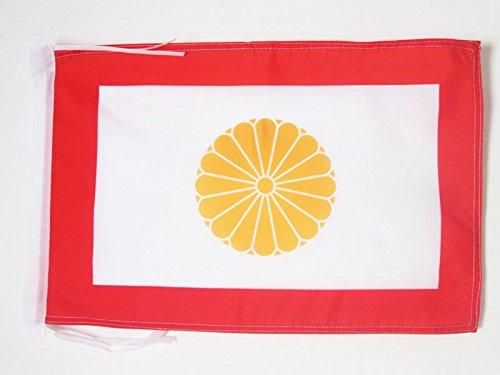 AZ FLAG Bandera de JAPÓN KOUZOKU 45x30cm - BANDERINA Japonesa DE Guerra 30 x 45 cm cordeles