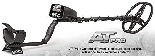Price comparison product image Garrett AT Pro Metal Detector All Terrain Land and Water Metal Detector