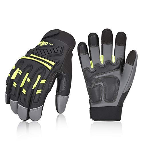 guanti antivibrazione Vgo guanti da lavoro uomo
