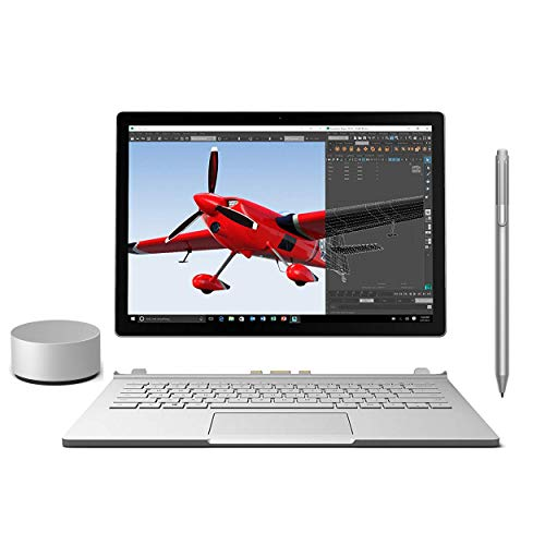 Compare Microsoft Surface Book 2-in-1 vs other laptops