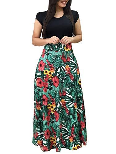 ONine Western Dress for Women Floral Printed