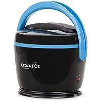 Crock-Pot SCCPLC200-BK-SHP Slow Cooker (Small / Black)