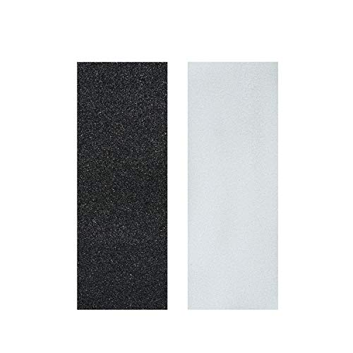 WAZO Set of 2 Skateboard Grip Tape Sheet
