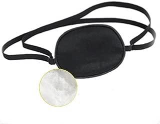 Adjustable Silk Amblyopia Kids Children Eye Patch Strabismus Lazy Eye Patches