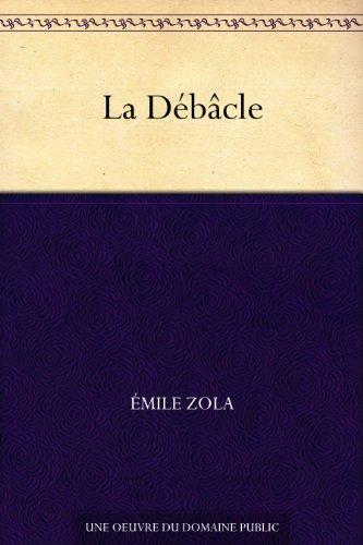 Couverture du livre La Débâcle