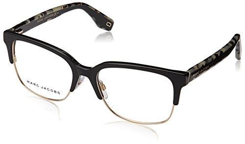 Marc Jacobs eyeglasses (MARC 276 807) Acetate Metal Black Shiny Grey Marble...