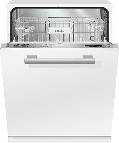 Miele G6470 Vi D ED230 2,1 Geschirrspüler Vollintegriert / 234 kWh/Jahr / 13 MGD / 2716 L/Jahr / edelstahl / ab 6,5 L Wasserverbrauch im Automatic Programm