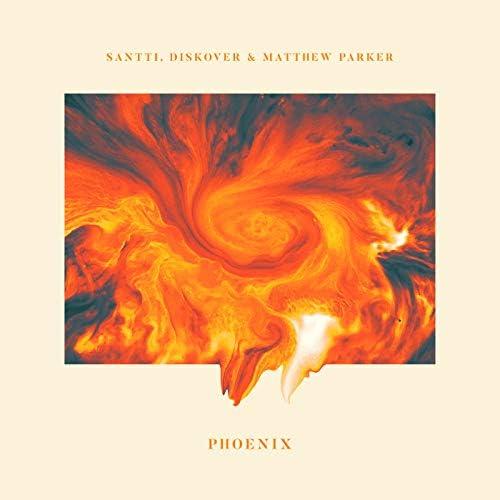 Santti, Diskover & Matthew Parker