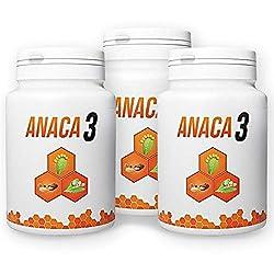 Anaca3 : avis, conseils et témoignages sur ces gélules minceur