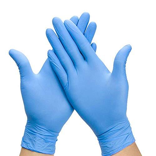 Einweg-Nitrilhandschuhe Für Die Medizinische Chirurgie Experiment Lebensmittelverpflegung Küche Reinigung Kunststoff-Hygienehandschuhe